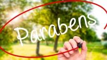 «Χωρίς Parabens... »